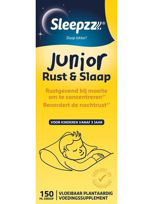 Sleepzz Sleepzz Junior Rust- En Slaap - 150 Ml