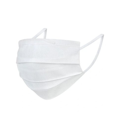 50x Mondmasker wit 3 laags 80g