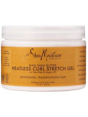 Shea Moisture Shea Moisture Raw Shea Butter Heatless Curl Stretch Gel - 340gr