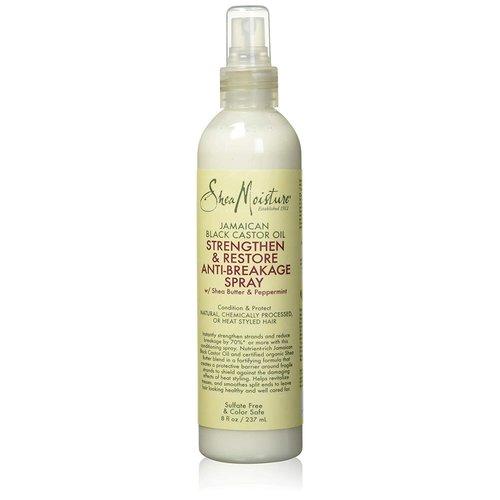 Shea Moisture Shea Moisture Jamaican Black Castor Oil  Strengthen & Restore Anti-Breakage Spray - 237ml