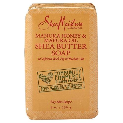 Shea Moisture Shea Moisture Manuka Honey & Mafura Oil Shea Butter Soap - 227gr