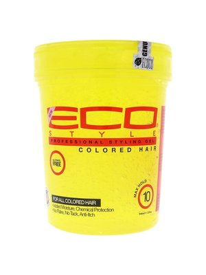 Eco Eco Professional Styling Gel - Colored Hair 946ml