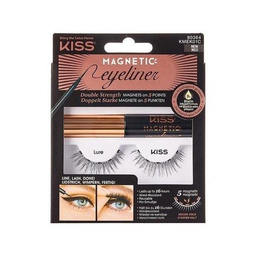 Kiss Kiss - Magnetic Eyliner & Lash Kit