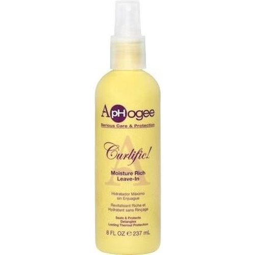 Aphogee ApHogee Curlific Moistire Rich Leave-In - 237ml