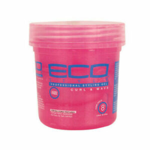Eco Eco Professional Styling Gel - Curl & Wave 236ml
