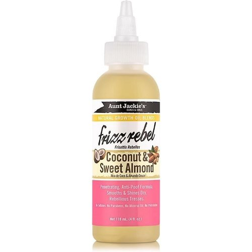 Aunt Jackie's Aunt Jackie's Natural Growth Oil Blends - Frizz Rebel 118ml