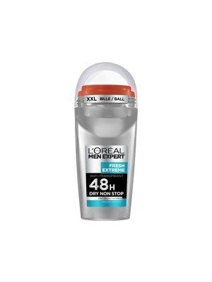 L'OREAL L'Oréal Men Expert Deodorant Roller - Fresh Extreme 50ml