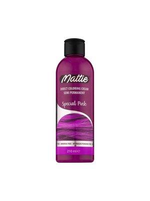 Mattie Direct Coloring Cream Semi-Permanent  - Special Pink 210ml