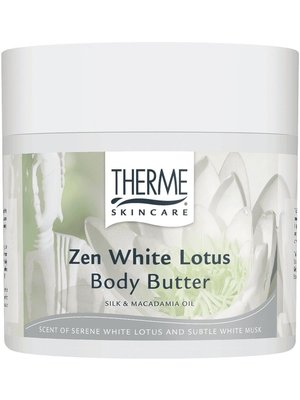Therme Therme Body Butter - Zen White Lotus 250gr