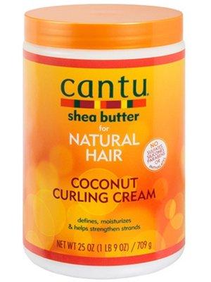 Cantu Cantu Shea Butter Naturel Hair Coconut Curling Cream - 709gr