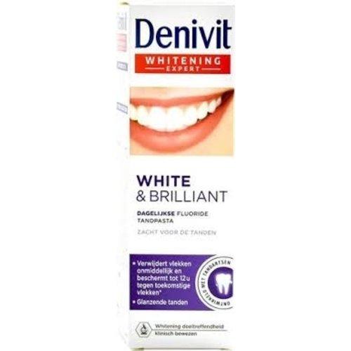 Denivit Denivit Tandpasta - White & Brilliant 50ml