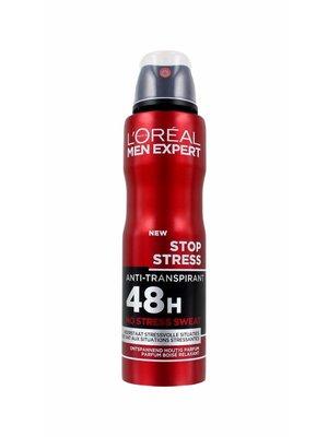 L'OREAL L'Oréal Men Expert Deodorant Spray - Stop Stress 150ml