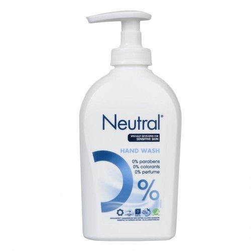 Neutral Neutral Handzeep - Sensitive Skin 250ml