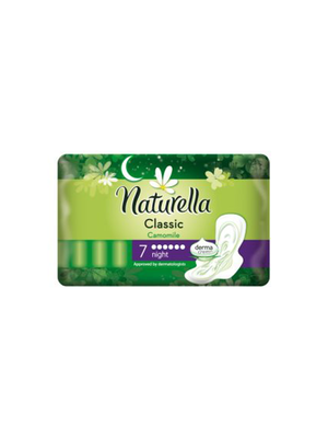 Naturella Naturella Classic Maandverband - Night 7 stuks