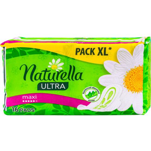 Naturella Naturella Ultra Maandverband - Maxi 16 stuks