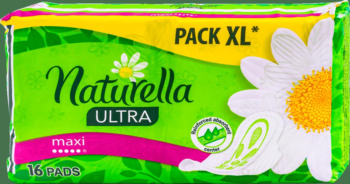 Image of Naturella Naturella Ultra Maandverband - Maxi 16 stuks