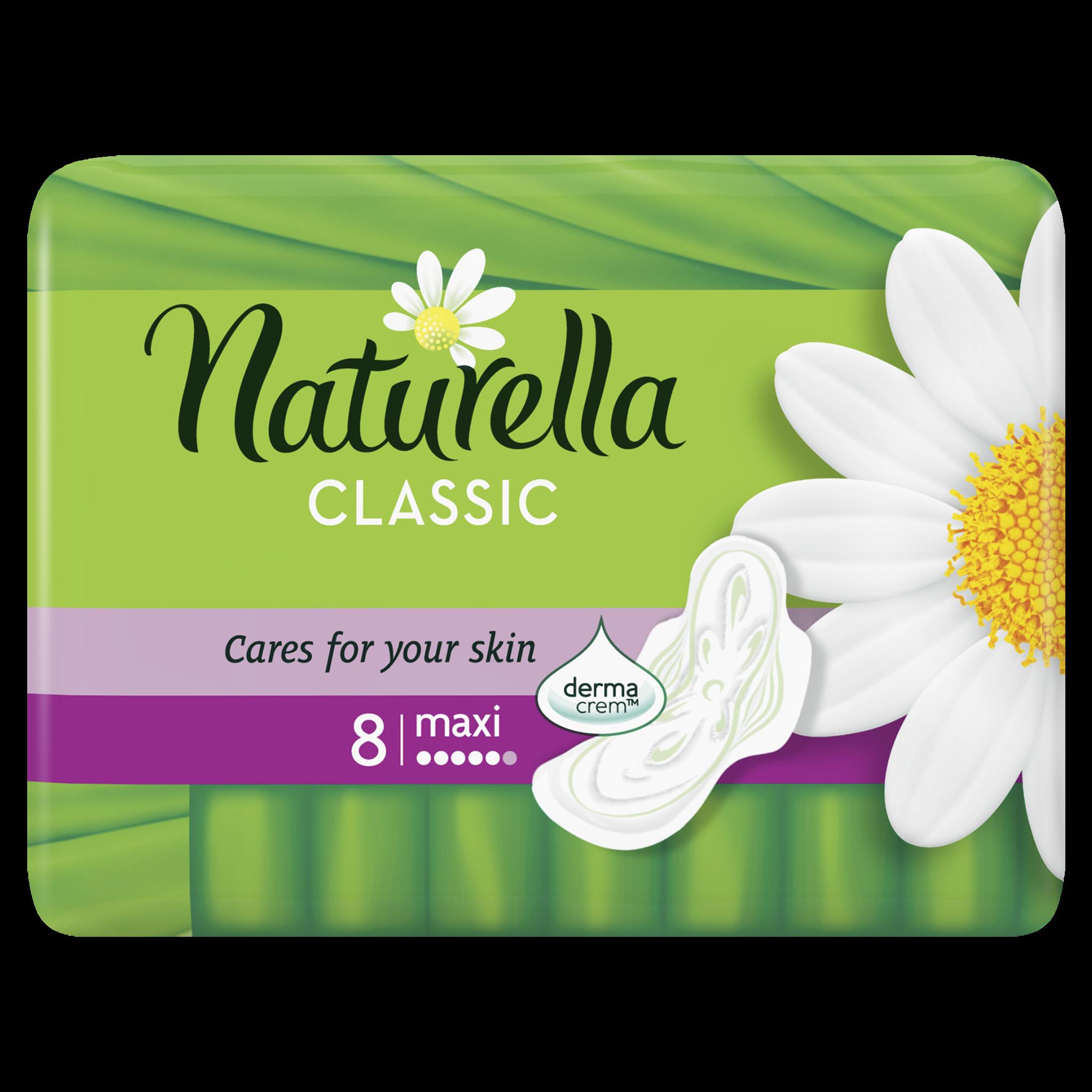 Image of Naturella Naturella Classic Maandverband - Maxi 8 stuks