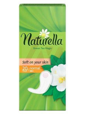 Naturella Naturella Grean Tea Magic Inlegkruisjes - Normal 20 stuks