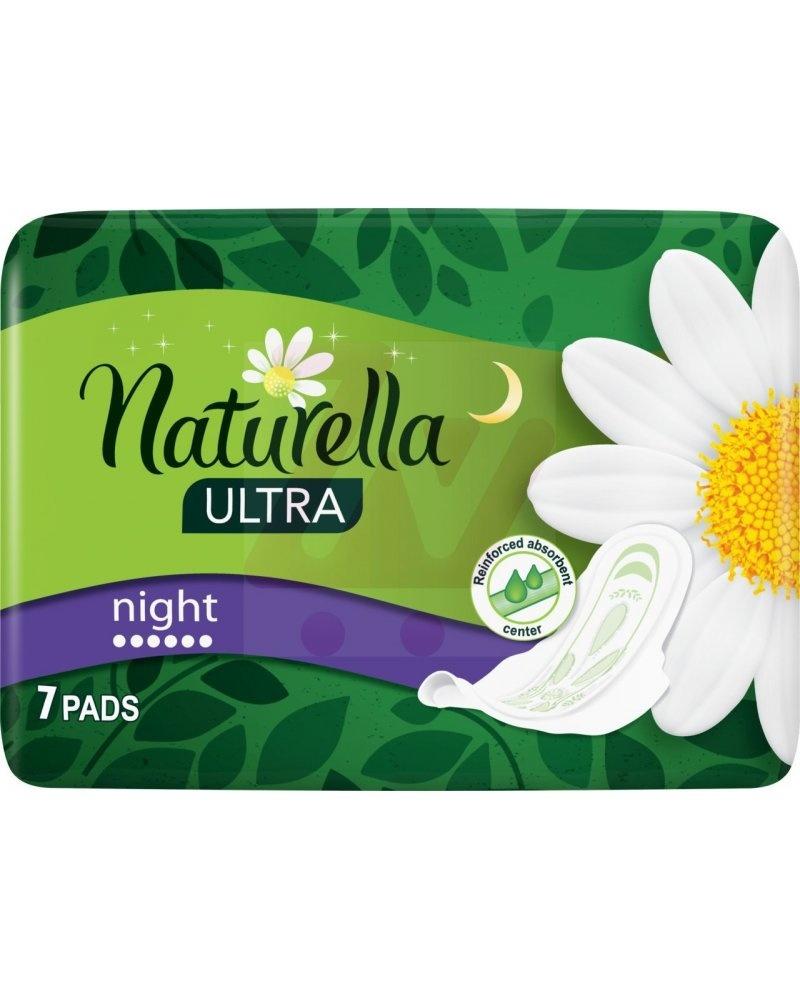 Image of Naturella Naturella Ultra Maandverband - Night 7 stuks