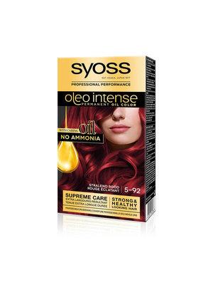 Syoss Syoss Oleo Intense Haarverf - Stralend Rood 5-92