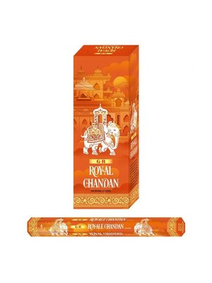 Wierook Royal Chandan - 20 Stokjes