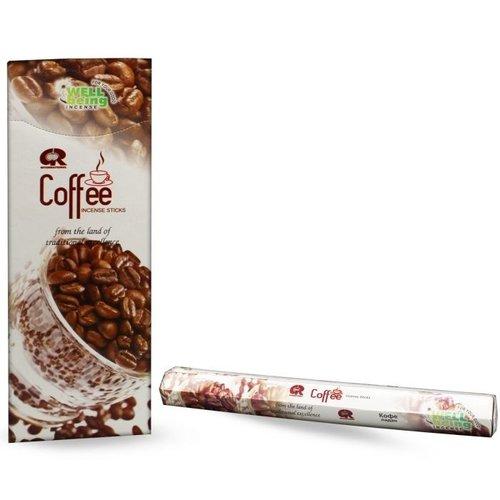 Wierook Coffee - 20 Stokjes
