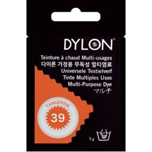 Dylon Dylon Tangerine - Textielverf 5 Gram