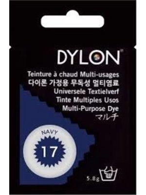 Dylon Dylon Navy - Textielverf 5 Gram