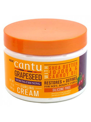Cantu Cantu Grapeseed - Curling Cream 355ml
