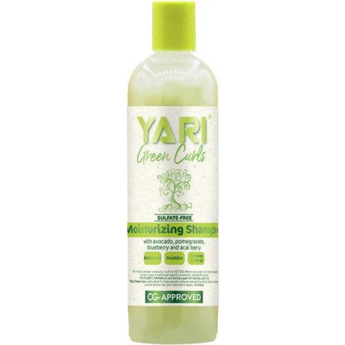 Yari Yari Green Curls - Moisturizing Shampoo 355ml