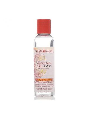 Creme of Nature Creme of Nature Argan Oil - Heat Defense Smooth & Shine Polisher 118ml