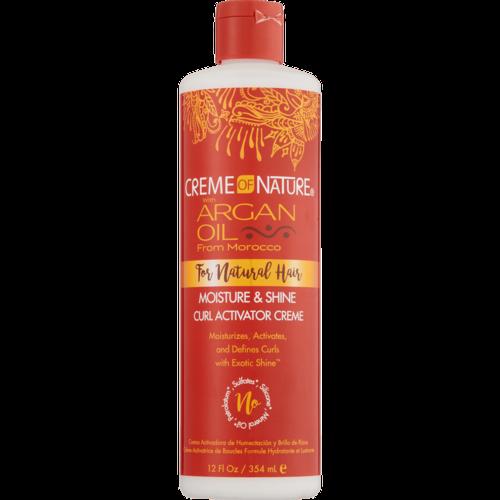 Creme of Nature Creme of Nature Argan Oil -Moist & Shine Curl Activator 355ml