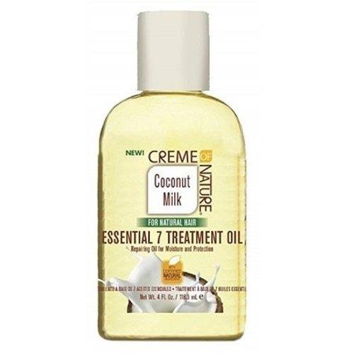 Creme of Nature Creme of Nature Coconut Milk - Essential 7 Treatment Oil 118.3 ml