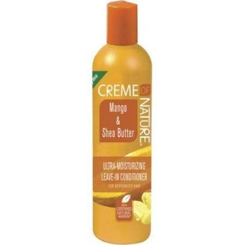 Creme of Nature Creme of Nature Mango & Shea Butter - Ultra-Moisturizing Leave-In 250ml