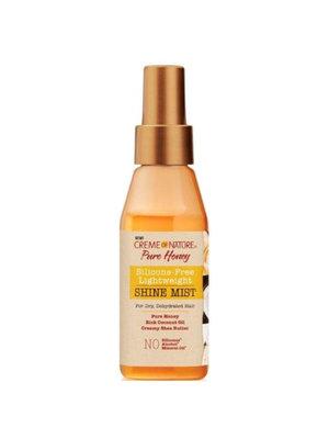 Creme of Nature Creme of Nature Pure Honey - Silicoe-Free Lightwight Shine Mist 118ml