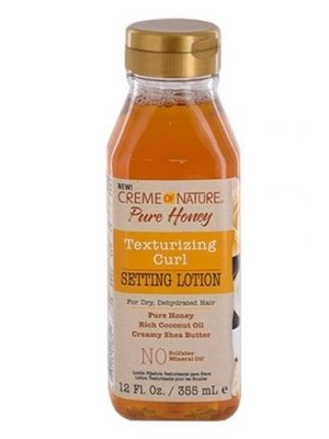 Creme of Nature Creme of Nature Pure Honey - Texturizing Curl Setting Lotion 355ml