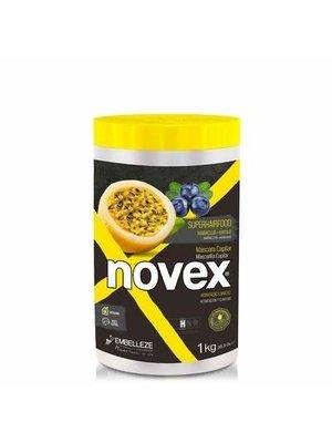 Novex Novex Super Food Passion Fruit & Blueberry - Hair Mask  1kg