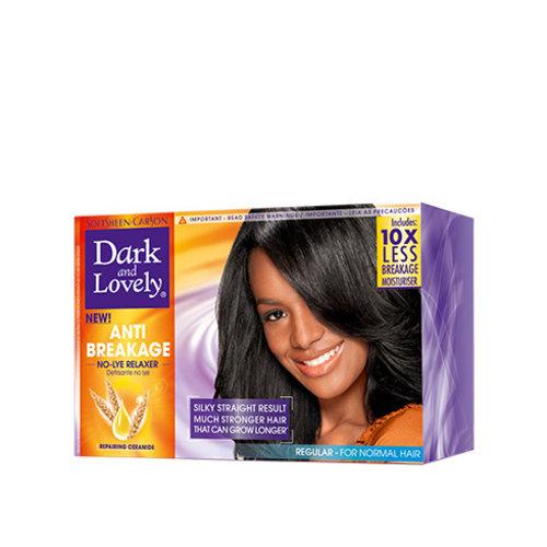 Dark & Lovely Dark & Lovely - Anti-Breakage Hair Relaxer Kit Regular