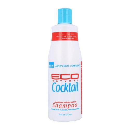 Eco Eco Natural Cocktail Superfruit - Smoothing & Moisture Recovery Shampoo 473 ml