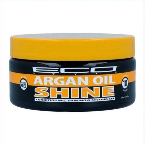 Eco EcoStyler Argan Oil Shine - Conditioning Shining Styling Gel 236ml