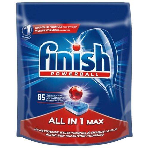 Finish Finish All In 1 Max Regular - Vaatwastabletten 85 Stuks