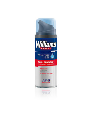 Williams Williams - Sensitive Skin Shaving Gel 200ml
