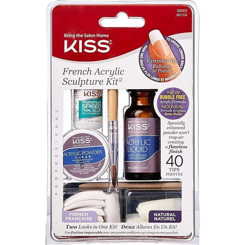 Kiss Kiss - French Acrylic Sculpture Kit