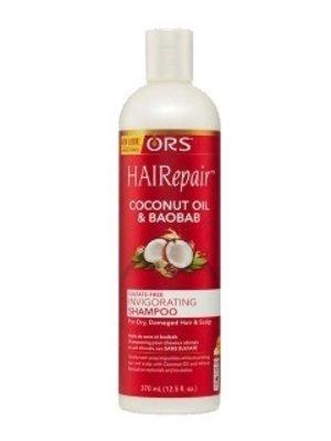 Ors ORS Hairepair  Coconut Oil & Baobab  - Shampoo 370ml