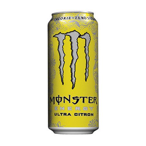Monster Monster - Energy Ultra Citron Energiedrank 500ml