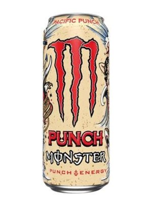 Monster Monster - Energy Punch Pacific Energiedrank 500ml