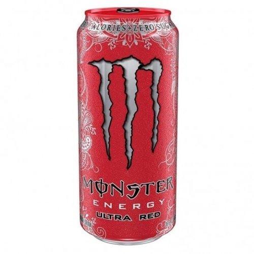 Monster Monster - Energy Ultra Red Energiedrank 500ml