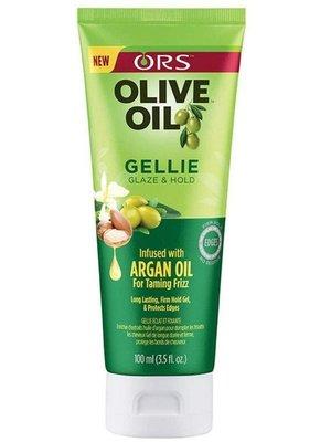 Ors Ors Olive Oil Glaze & Hold - Gellie 100ml