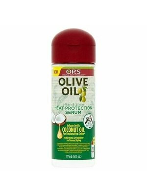 Ors Ors Olive Oil Silken & Shine - Heat Protection Serum 177ml