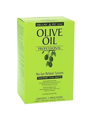 Ors Ors Olive Oil Extra Strenght - No-Lye Hair Relaxer System
